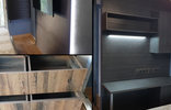 Мебель в квартиру: лоджия, рабочее место, мини-гардеробная, место под ТВ