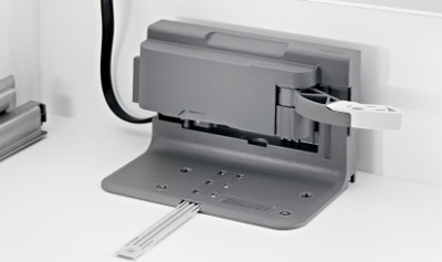 Блок привода SERVO-DRIVE для мусорной корзины