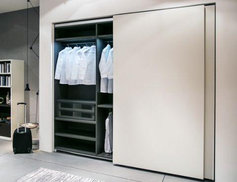 Компланарная система для шкафов купе