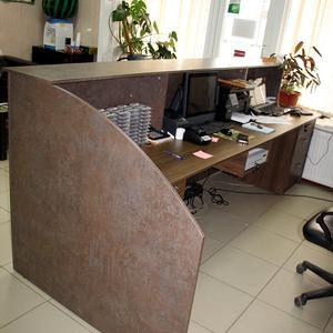 Рабочее место и касса