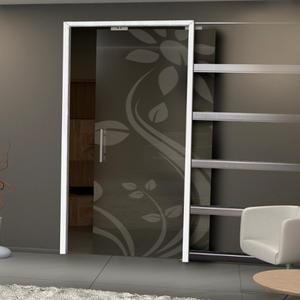 Одностворчатая дверь в пенале Gustavson
