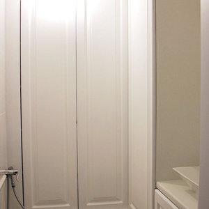 Распашные шкафы МДФ в ванную (1)