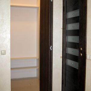 Дверь-книжка STANFOLD для встроенного шкафа
