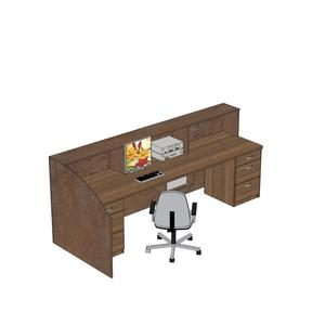 Проект стола вид 2