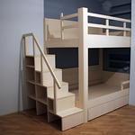 Детская кровать для двойни [2]