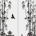 Камыши, бамбук